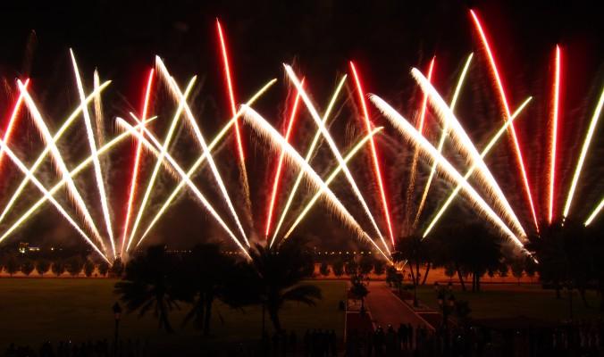 Oman – World Firework Championships 2010